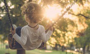 Parchi - Bimba al parco