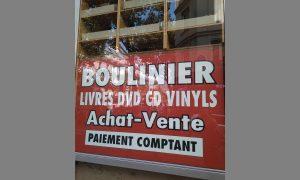 Boulinier - Boulinier Vetrina