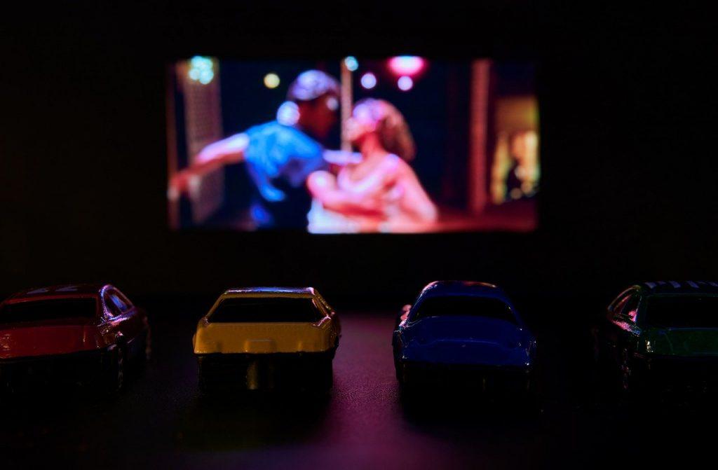 Cinema sulle acque - Drive In Immaginario