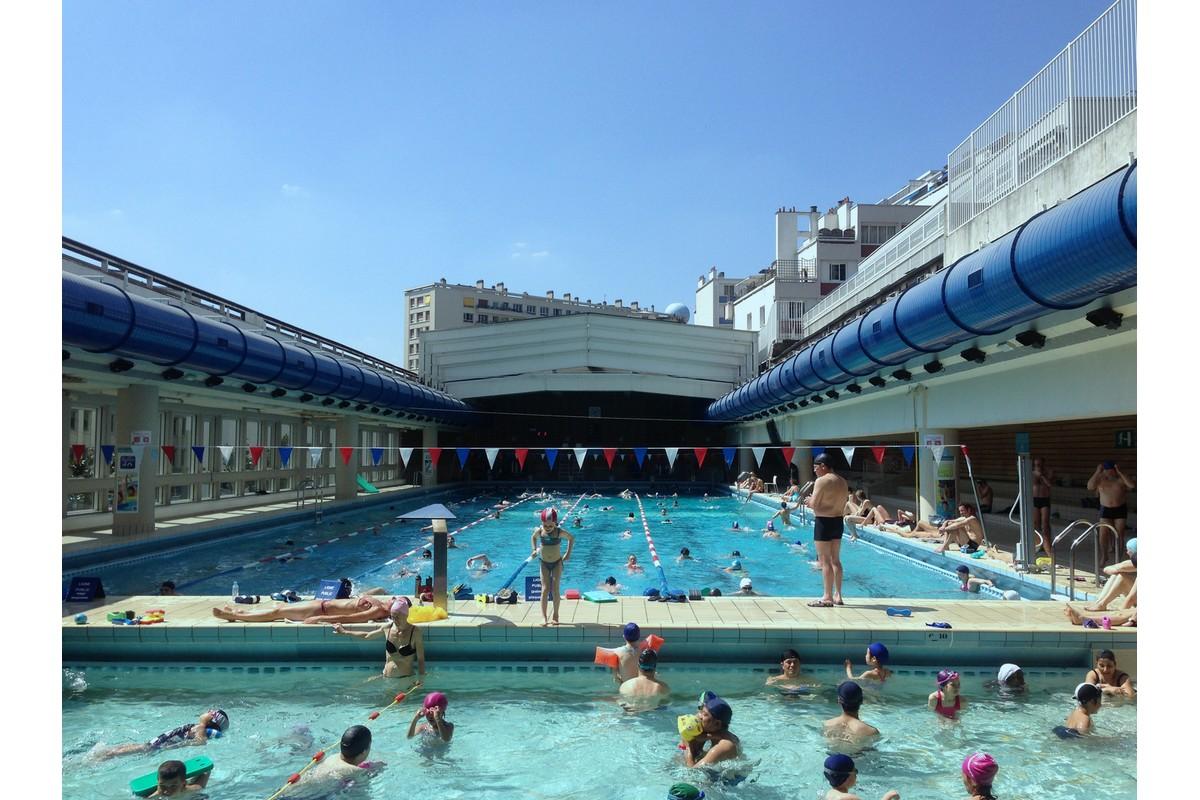 piscine a Parigi - La Piscina Keller