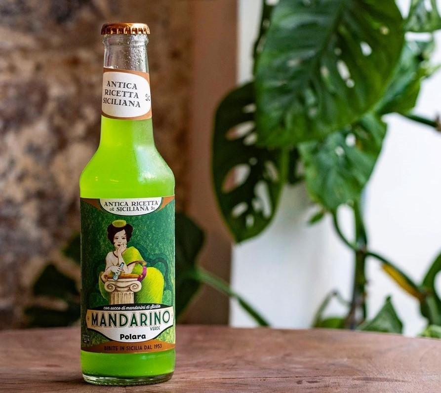 Succo al Mandarino Verde di Sicilia