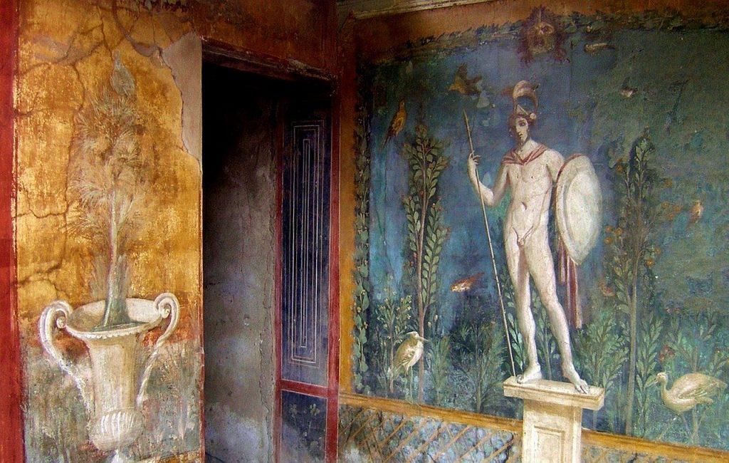 Pompei - Pompei Affreschi