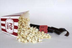 Cinema sulle acque - Popcorn E Pellicola Cinematografica