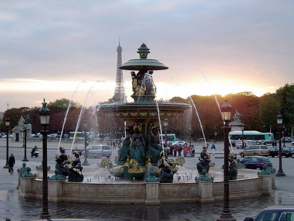 Paris Pour L'emploi Place De La Concorde