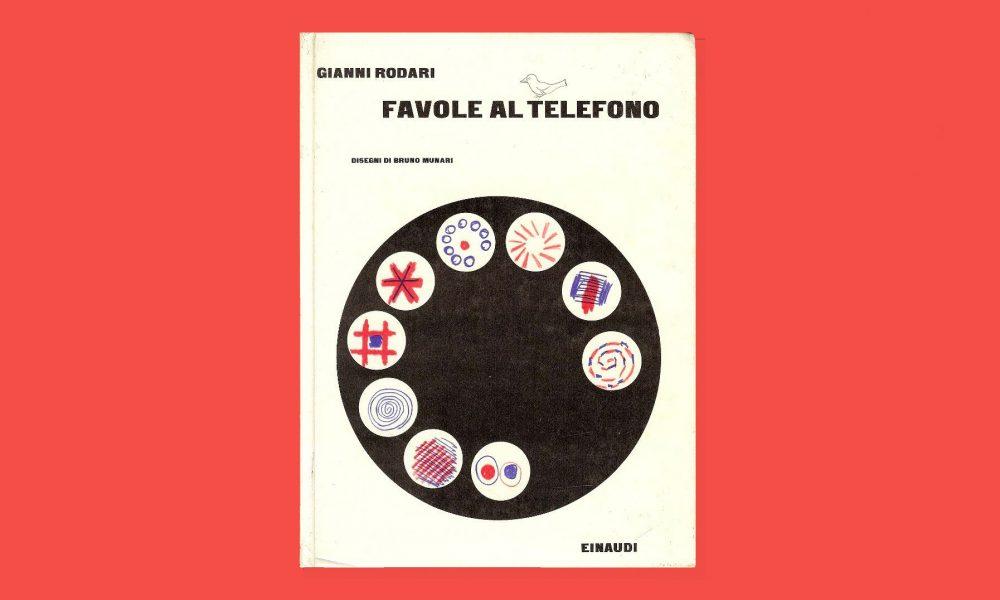 Gianni Rodari Favole Al Telefono Copertina