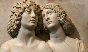 Il corpo e l'anima da Donatello a Michelangelo - bacco e arianna