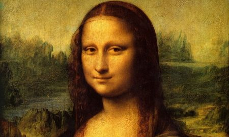 Il furto della Gioconda - Monna Lisa particolare