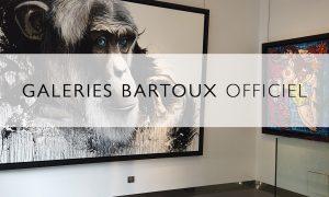 Galeries Bartoux - Il logo della galleria d'arte