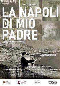 Locandina Napoli di mio padre