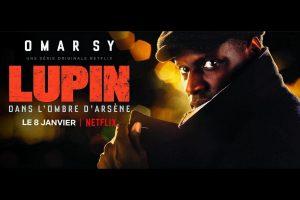 Lupin - Omar Sy in Lupin