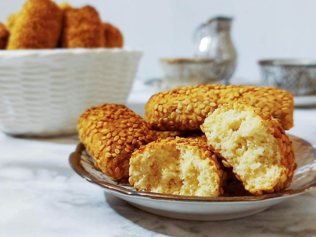Biscotti Reginelle - Interno