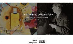 Kandinsky - la locandina ufficiale