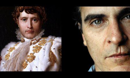 Joaquin Phoenix - Phoenix e Napoleone Bonaparte