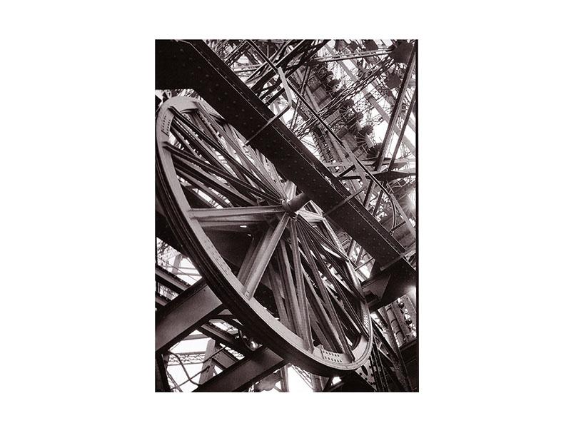 131 anni - Dettaglio Tour Eiffel.