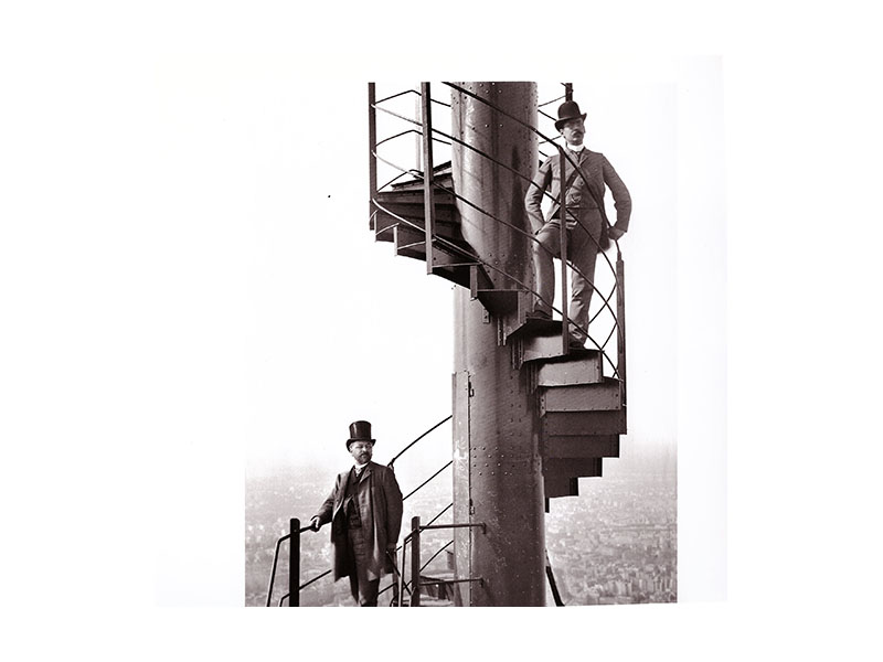 131 anni - Gustave Eiffel