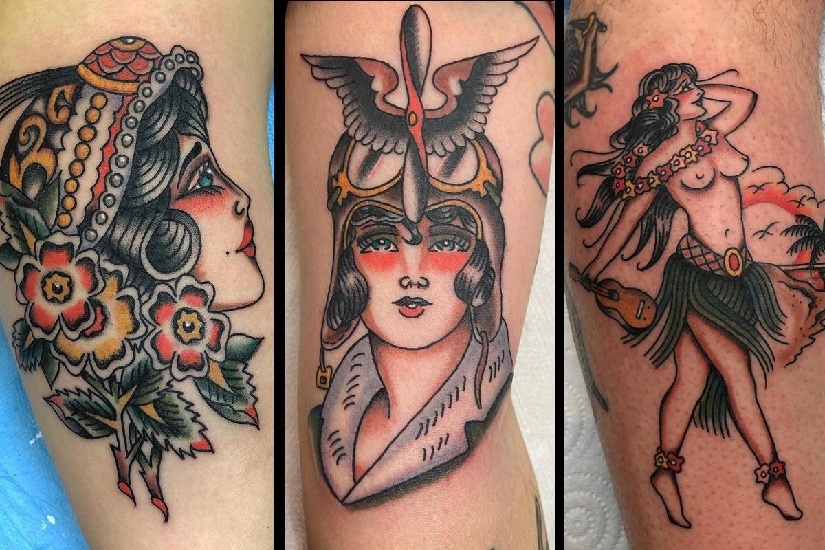 Tattoo vintage di Stangalini