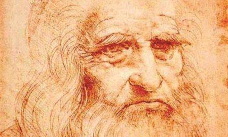 Salvato Mundi - Leonardo Autoritratto
