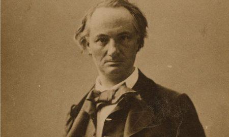 Charles Baudelaire - Foto del poeta