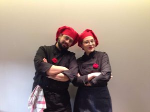 cucina italiana - Sara Rania e Nunzio Rispolano