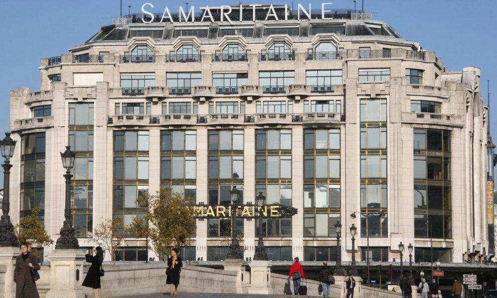 La Samaritaine - facciata dell'edificio