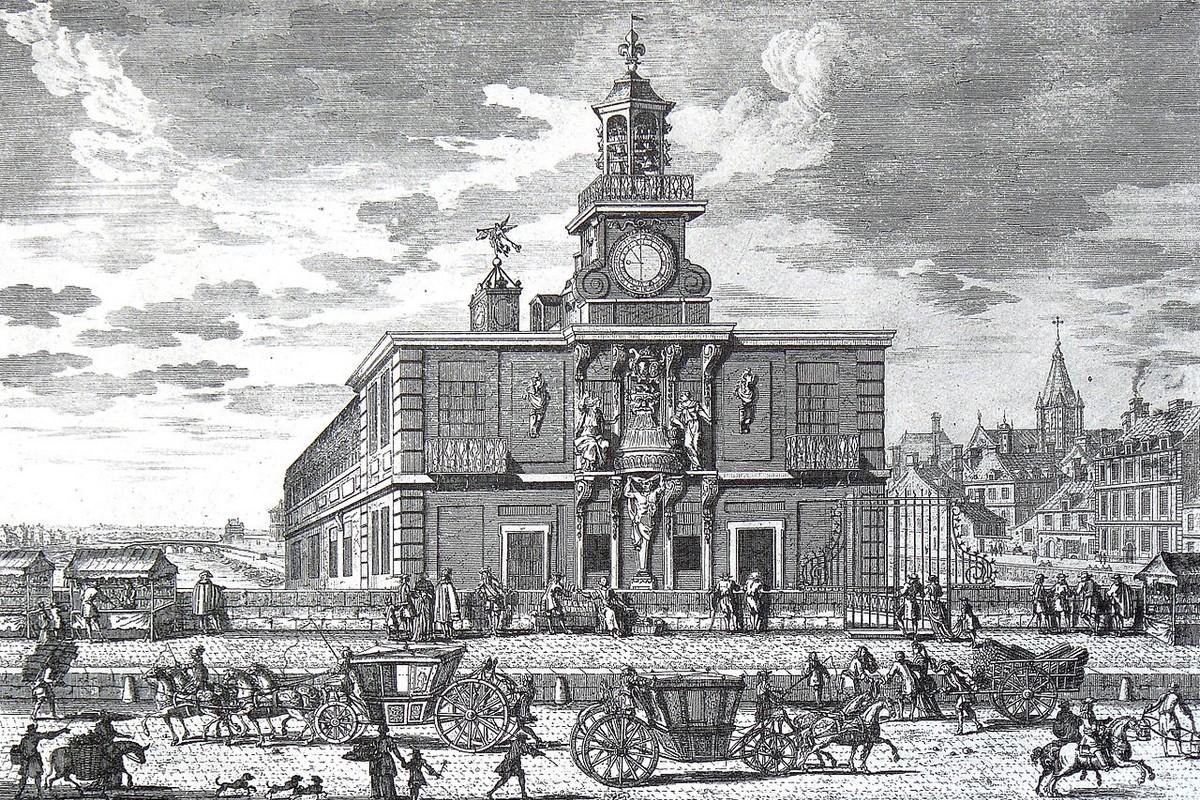 Samaritaine immagine storica