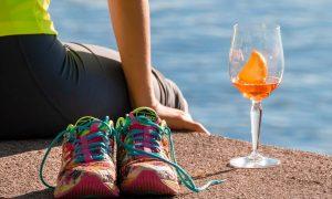 giornata olimpica 2021 - scarpe da corsa
