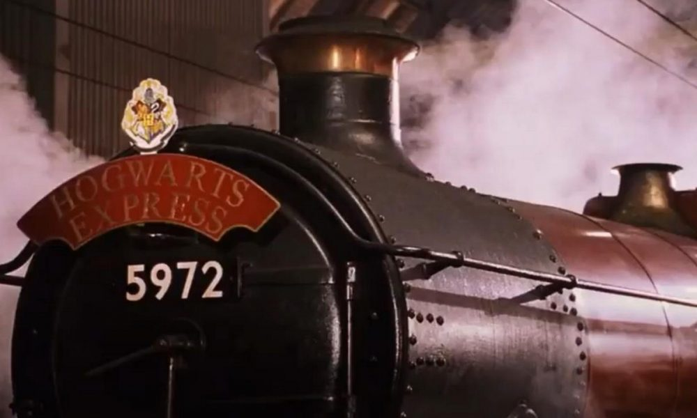 Hogwarts Express - Treno Harry Potter