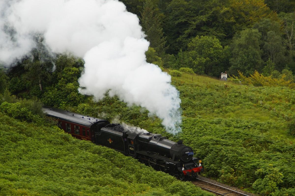 Hogwarts Express - Viaggio Harry Potter