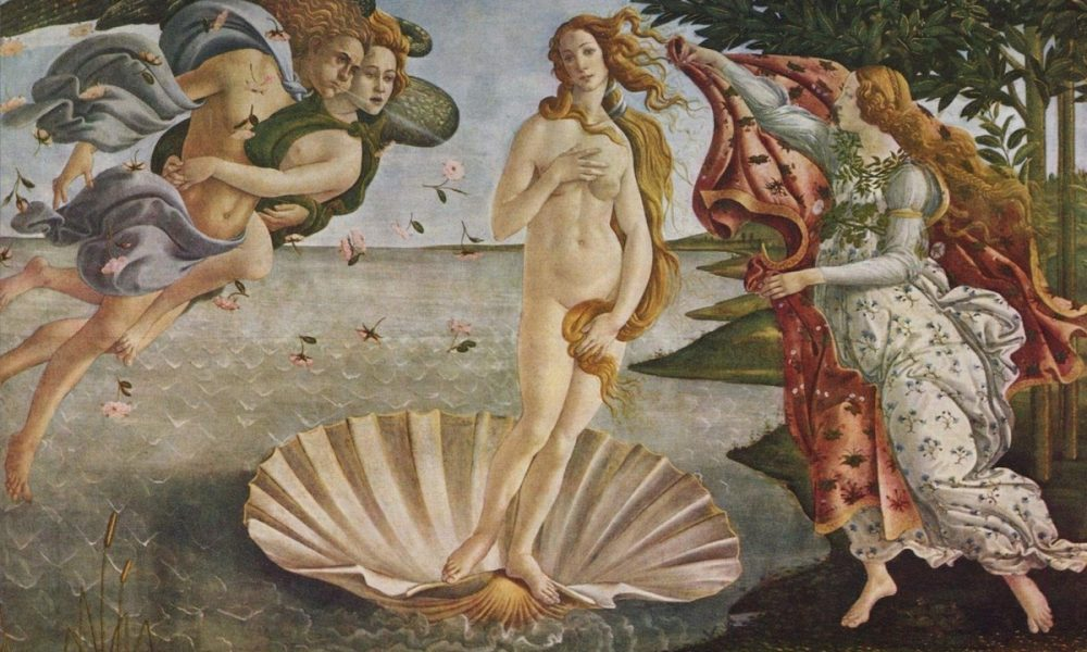 Expo Botticelli - Venere
