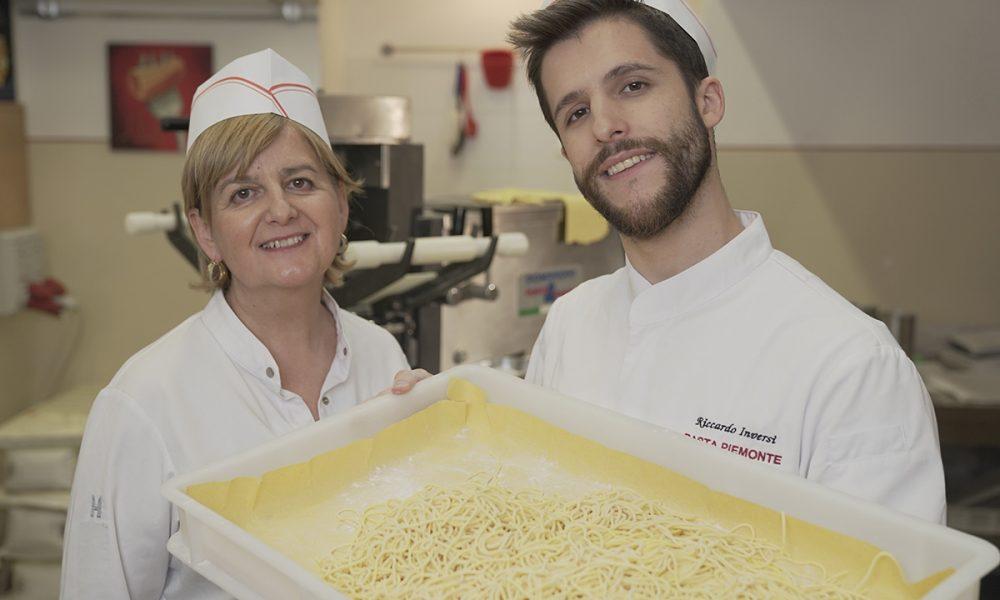 Luisa E Riccardo Pasta Piemonte