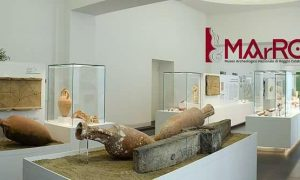 Museo archeologico di Reggio - interno