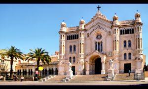 Duomo di Reggio Calabria - facciata della chiesa