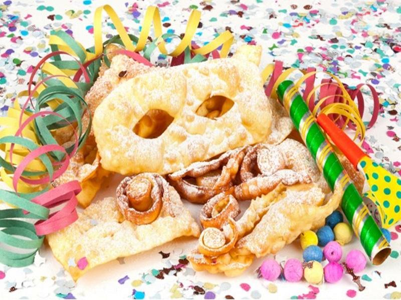 Carnevale, dolci tipici