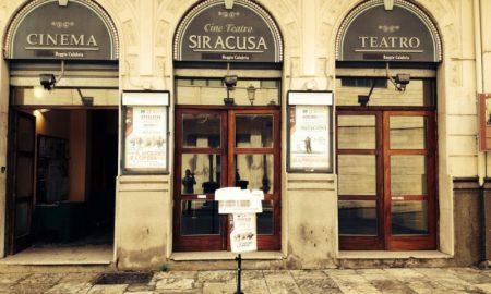 Teatro Politeama Siracusa, ingresso