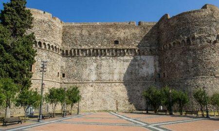 Baluardo Aragonese, simbolo della città
