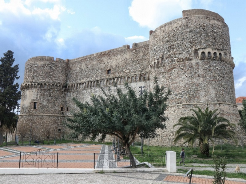 Castello Aragonese a Reggio Calabria