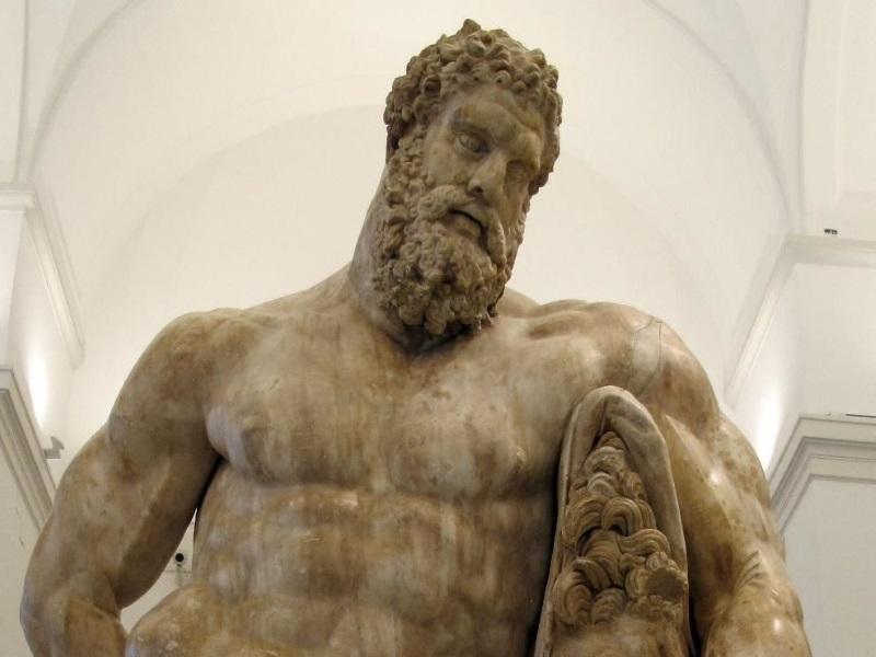 Le origini di Reggio - Ercole