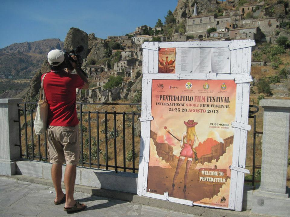 locandina del Film Festival Al Borgo