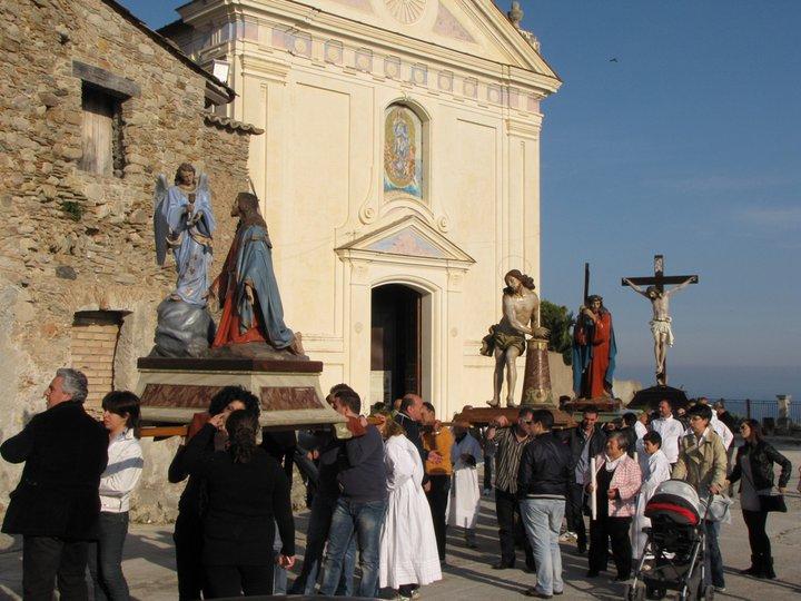 Reggio Calabria - un momento della processione