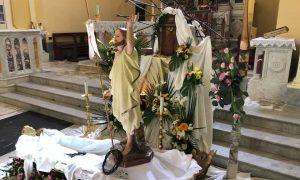 Pasqua Reggio Calabria - il cristo risorto