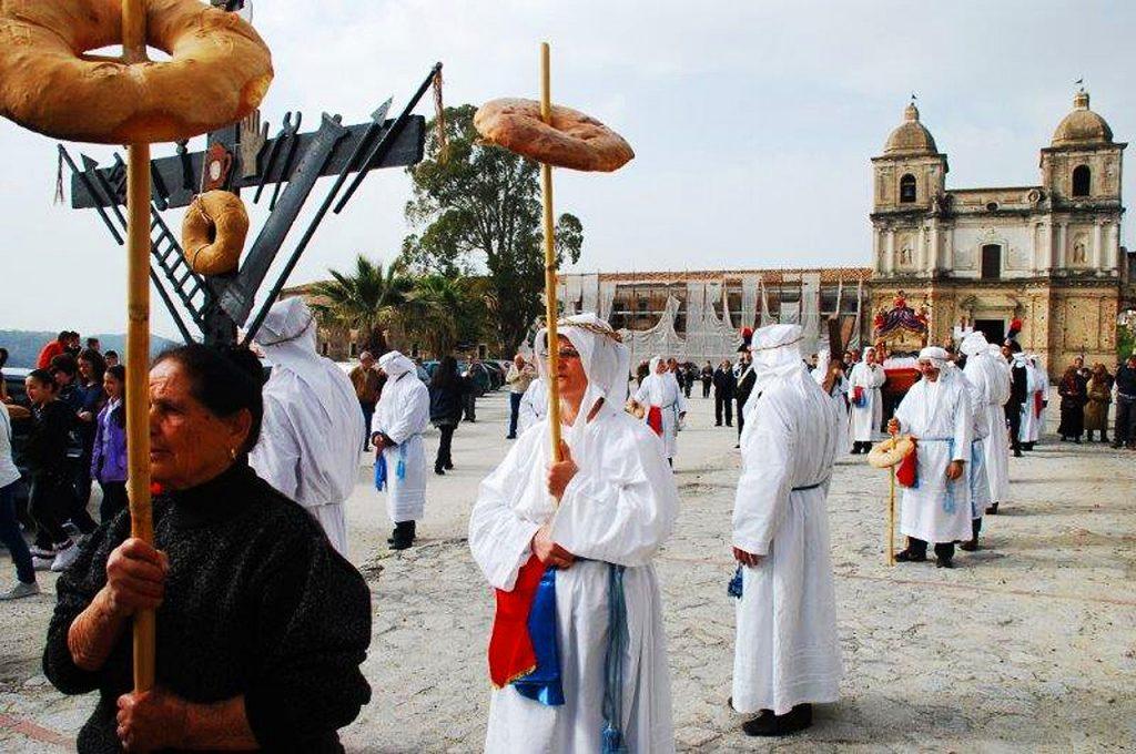 Reggio Calabria - processione delle croci