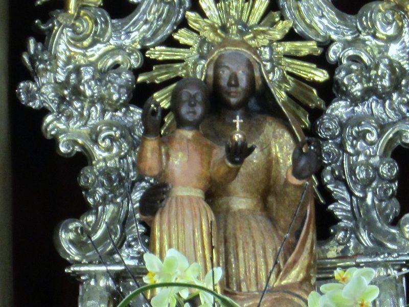 Madonna Dei Poveri Di Seminara