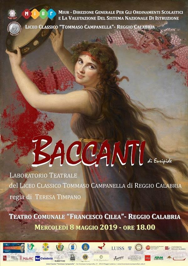 Olimpiadi Classiche - Baccanti