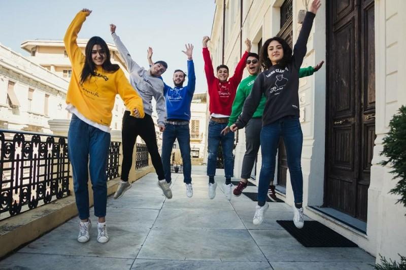gli studenti delle olimpiadi