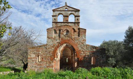 l'antico luogo di culto di staiti