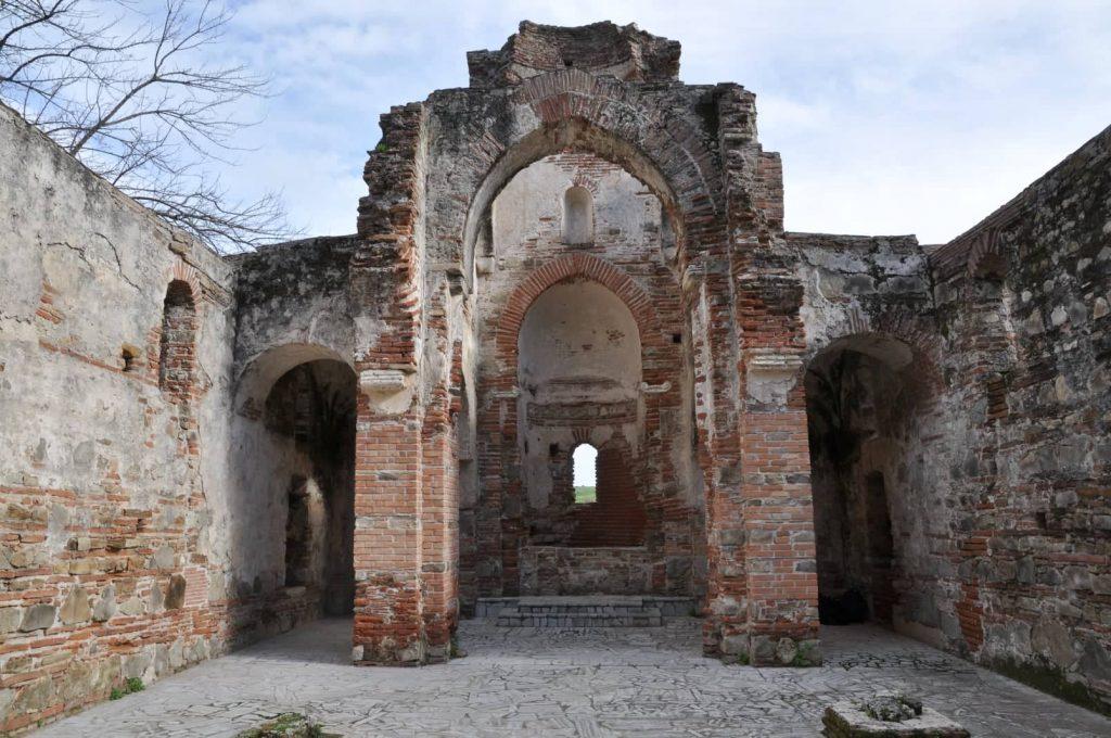 Santa Maria De Tridetti Interno