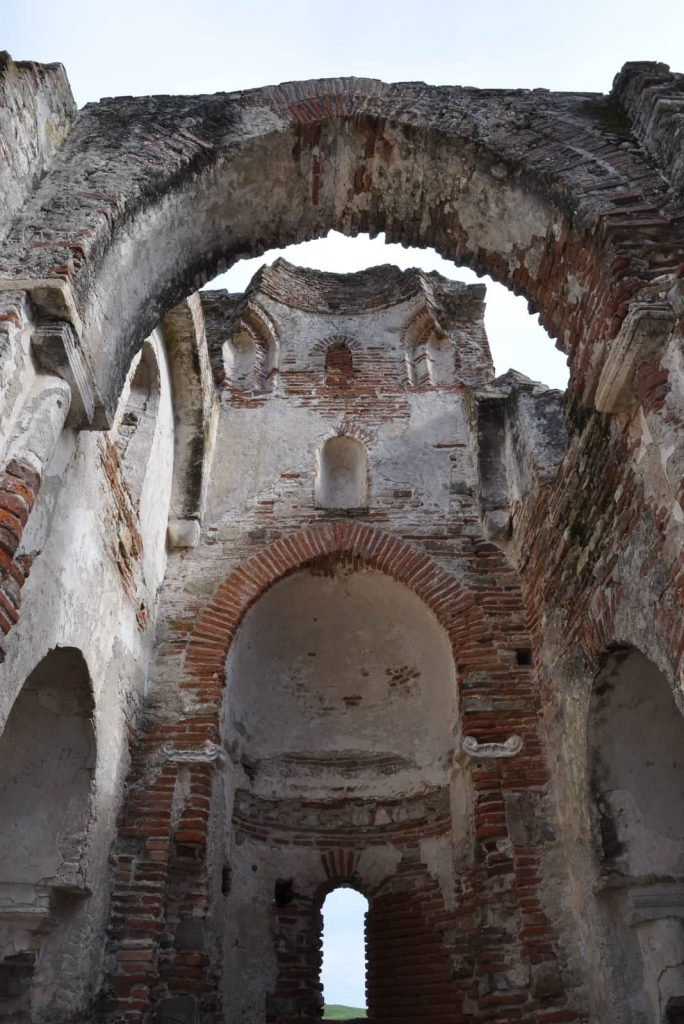 Santa Maria De Tridetti Particolare Degli Archi