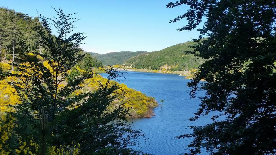 lago aspromontano