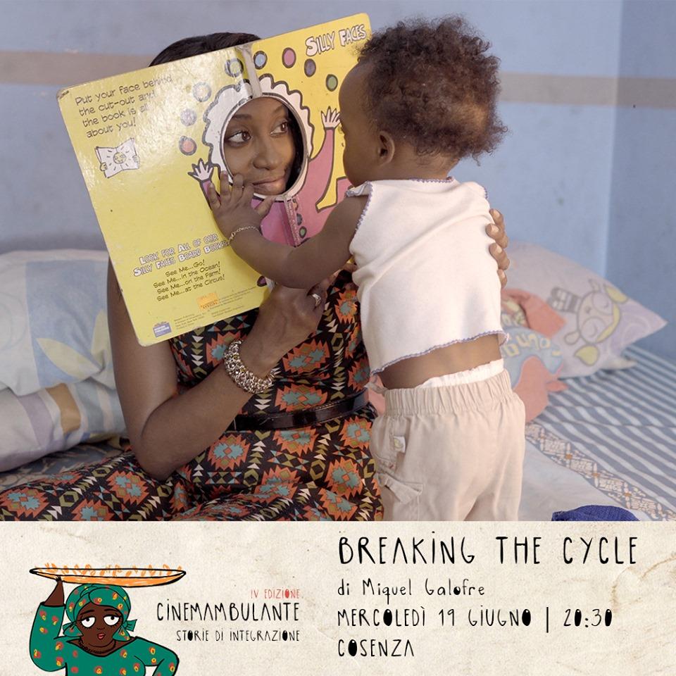 Cinemambulante un manifesto con gli immigrati protagonisti del film