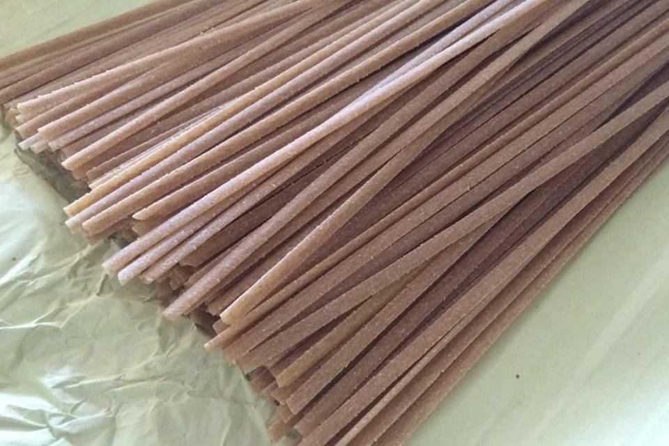 Stroncatura Pasta Rustica fatta di grano duro e farina integrale